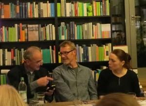 Foto: Stefan Weidle, Carl Nixon, Zoë Beck