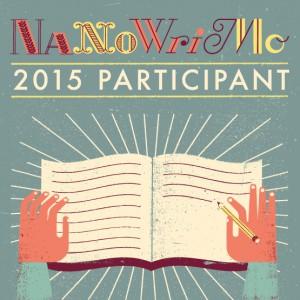 Badge: NaNoWriMo 2015 Participant