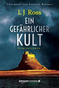 """Cover """"Ein gefährlicher Kult"""""""