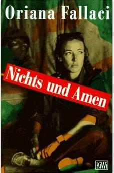 Cover: Nichts und Amen